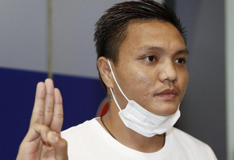 Myanmar footballer to seek asylum in Japan on Tuesday