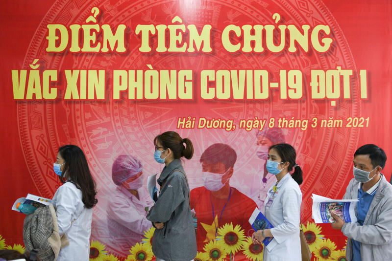 Vietnam receives 500,000 Sinopharm vaccine doses donation from China