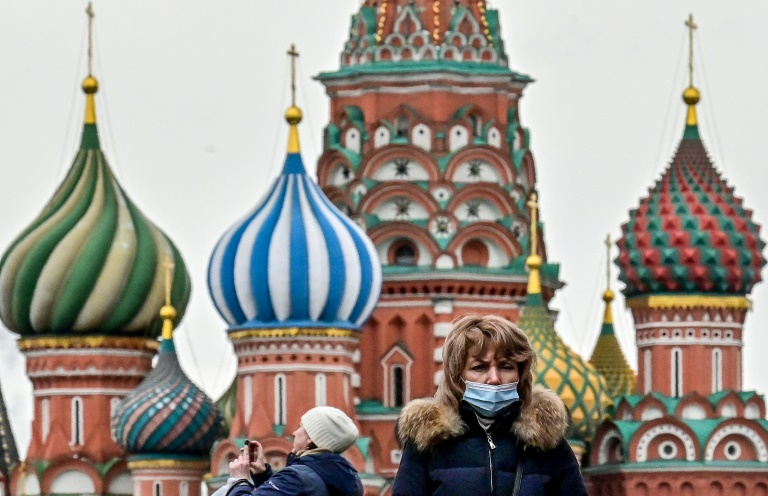 Moscow records pandemic high for Covid cases for second day running