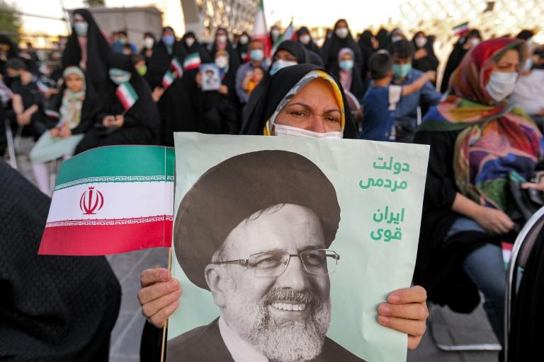 'Dawn of new era': Iran's conservative press hails Raisi win