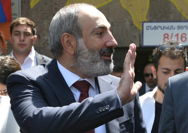 Armenia PM wins majority in polls despite anger over war