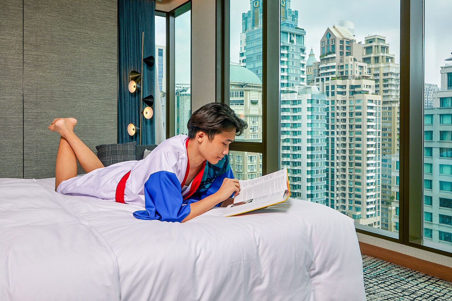 KIMPTON MAA-LAI BANGKOK'S GOT YOU COVERED WITH FULL-BOARD MEALS ON YOUR NEXT STAYCATION