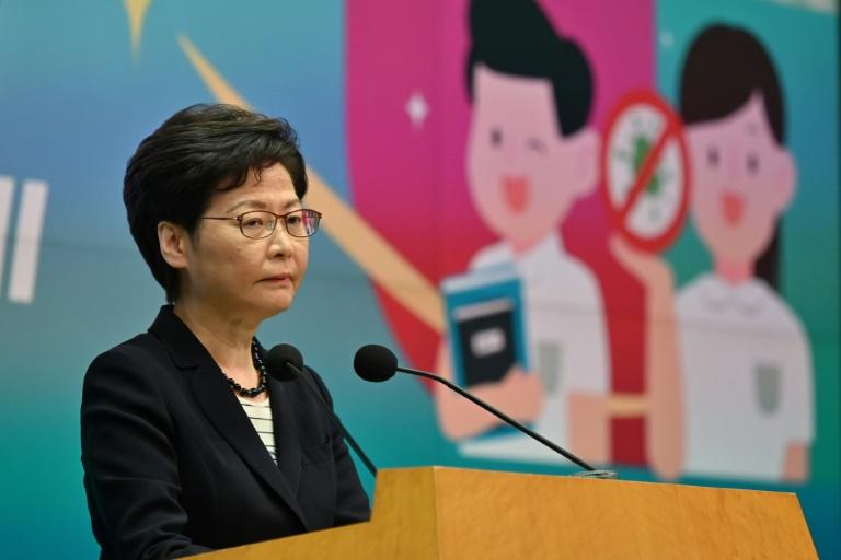 Hong Kong leader says press must not 'subvert' government