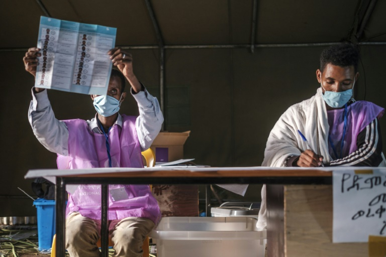 Counting under way in 'historic' Ethiopia election