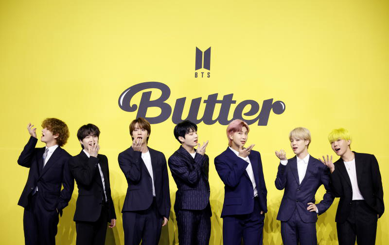 BTS members become stock-rich as label stock tests new highs