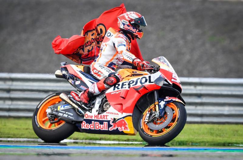 Japan MotoGP cancelled, Thailand race rescheduled
