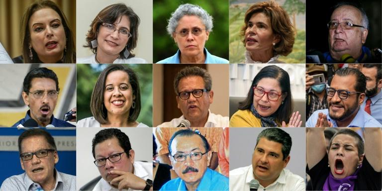 Nicaraguan President Daniel Ortega's forces have arrested 19 people, including opposition figures, journalists, businessmen and a banker.