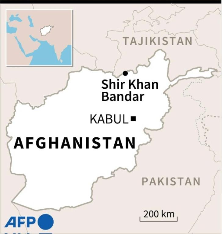 Taliban still in control of Tajikistan border crossing: Afghan officials