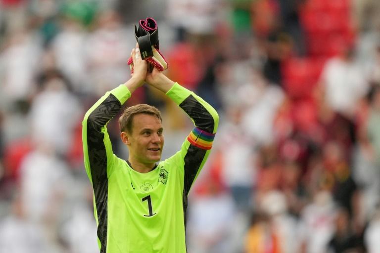Insults fly in rainbow row ahead of Germany-Hungary Euro 2020 clash