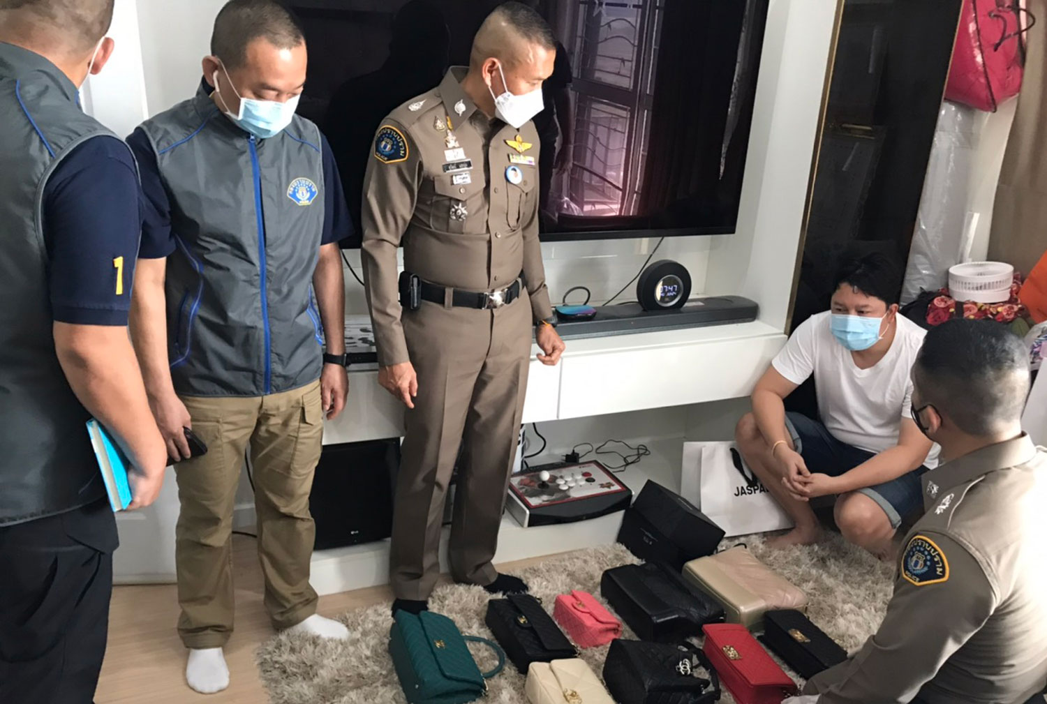 Two held over B200m mobile prepaid card thefts