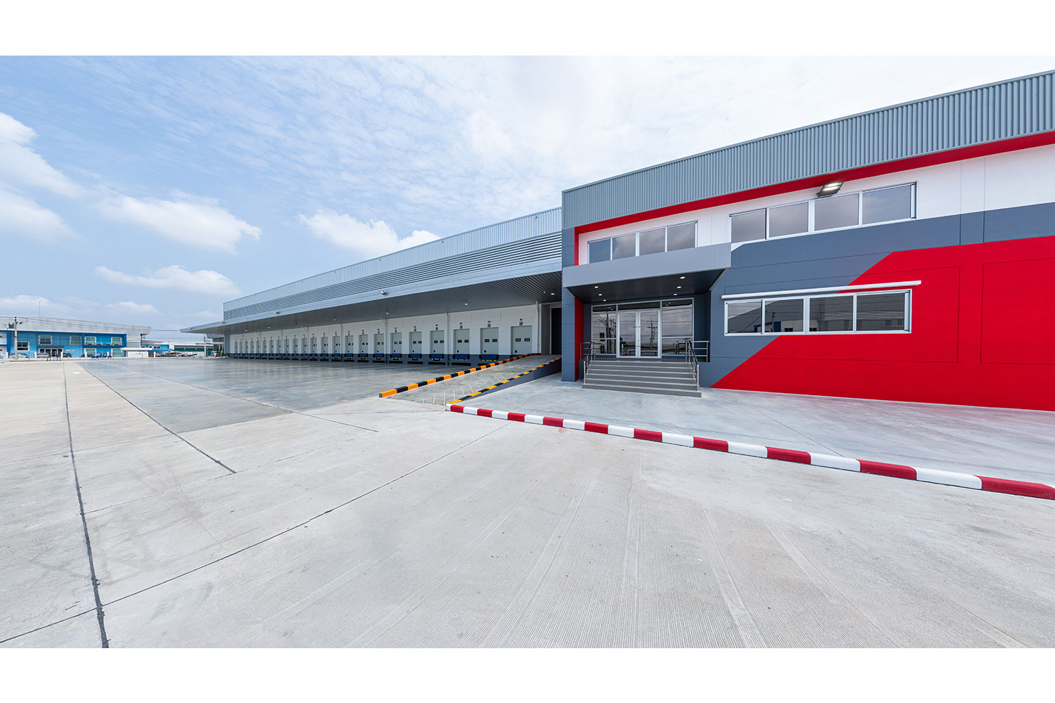 Frasers Property Industrial (Thailand) secures lease agreement with e-commerce unicorn Flash Fulfillment for a 15,350 sqm fulfilment centre