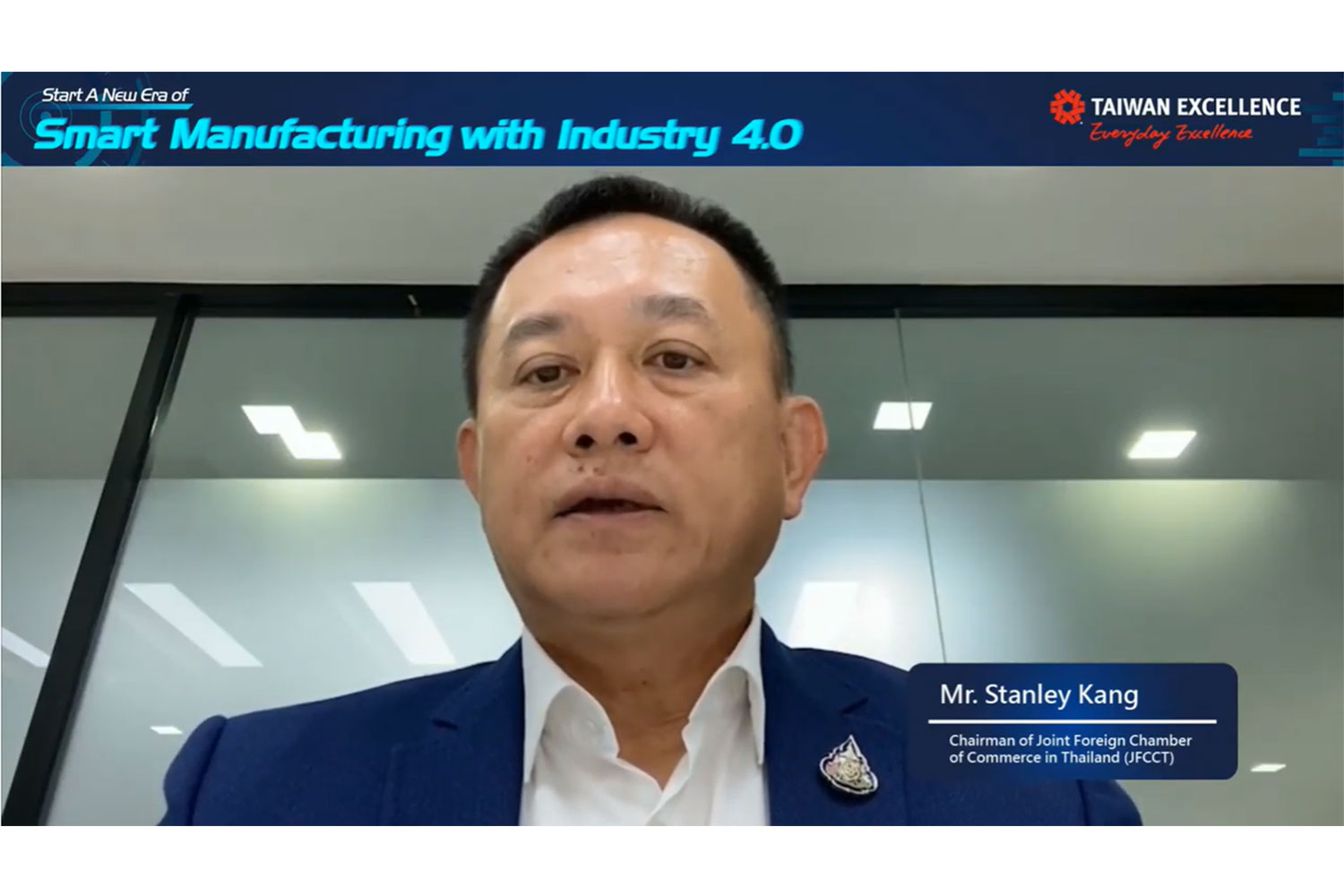 Automation and Industry 4.0 solutions from Taiwan are best choices for Thailand's industry upgrading