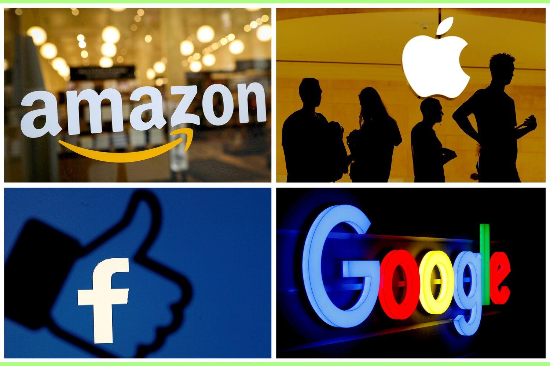 US panel approves five antitrust bills
