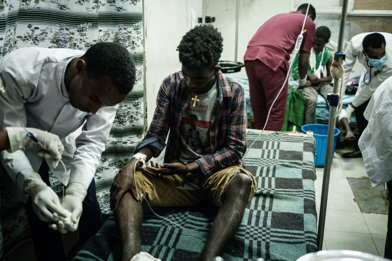 Ethiopia strike on Tigray market targeted rebels: army