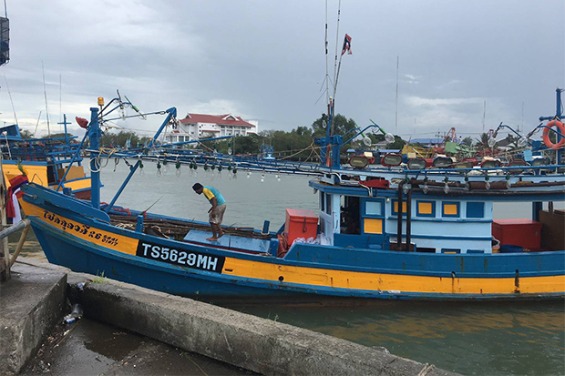 Missing trawler found with dead skipper, no crew