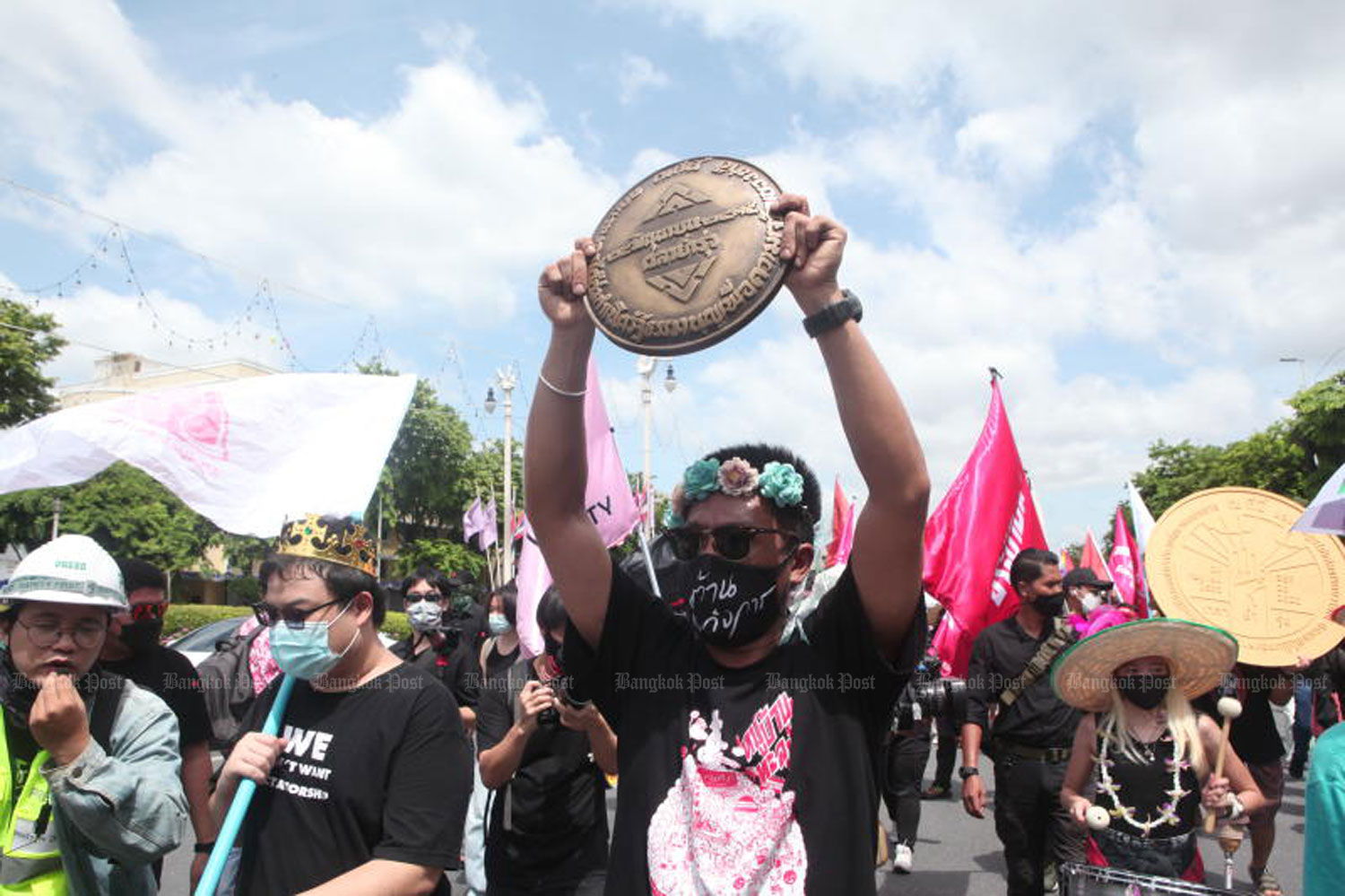 Police weigh charges over Thursday rallies