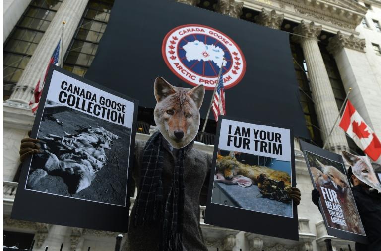Canada Goose announces it will go fur free