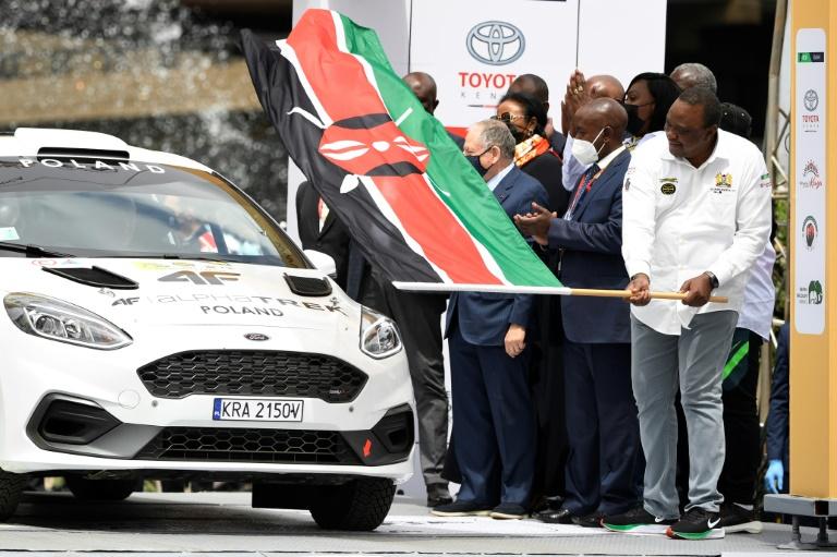 Safari Rally's return triggers excitement in Kenya
