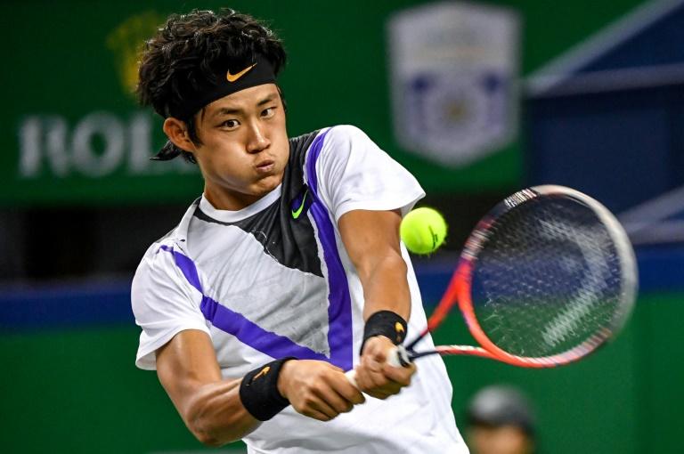 Zhang Zhizhen becomes first Chinese man to play at Wimbledon in Open era