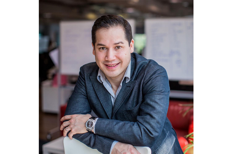 aCommerce Group CEO, Paul Srivorakul