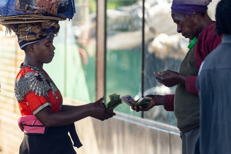 Zimbabwe has been reintroducing its own currency since February 2019