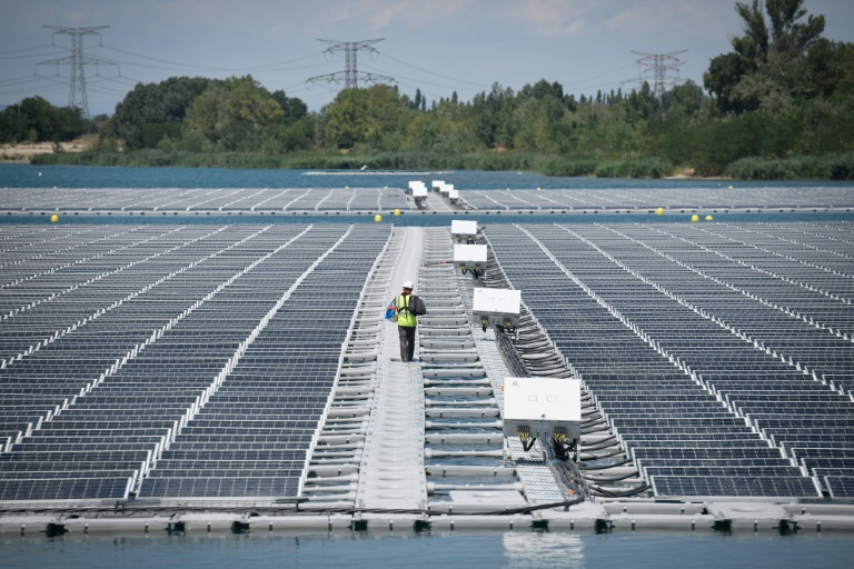 Renewable options such as solar and wind are already the cheapest source of new power generation in 90% of the world's markets.