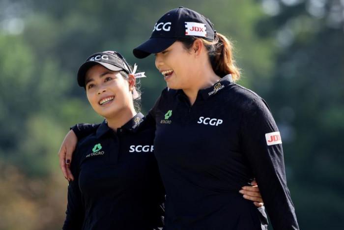 Ariya, Moriya fire second 59 to capture LPGA pairs event