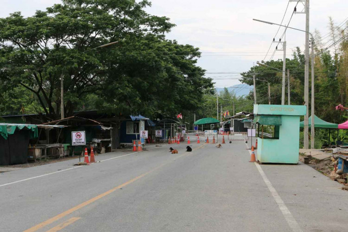 Border crossing with Myanmar closed
