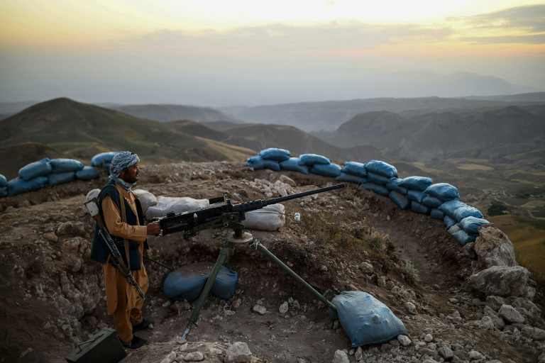 Afghanistan has seen a deadly surge in fighting in recent months.