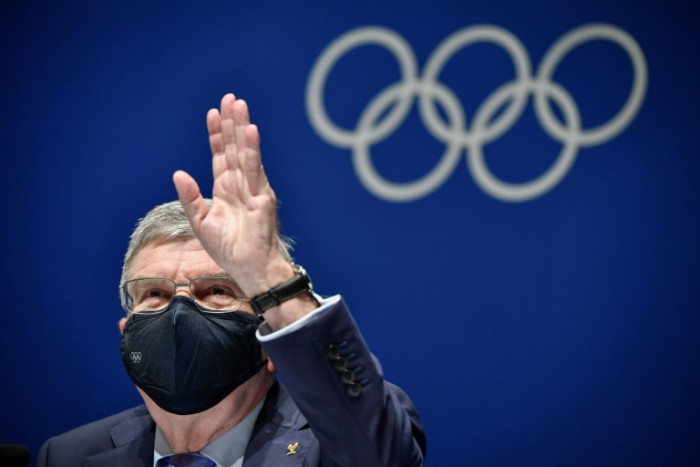 Olympics chief admits 'sleepless nights' over troubled Tokyo Games