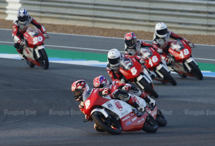 Thailand MotoGP round cancelled due to Covid-19