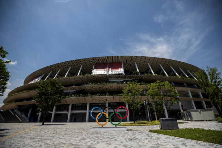 The opening ceremony will be held in the Tokyo Olympic Stadium on Friday