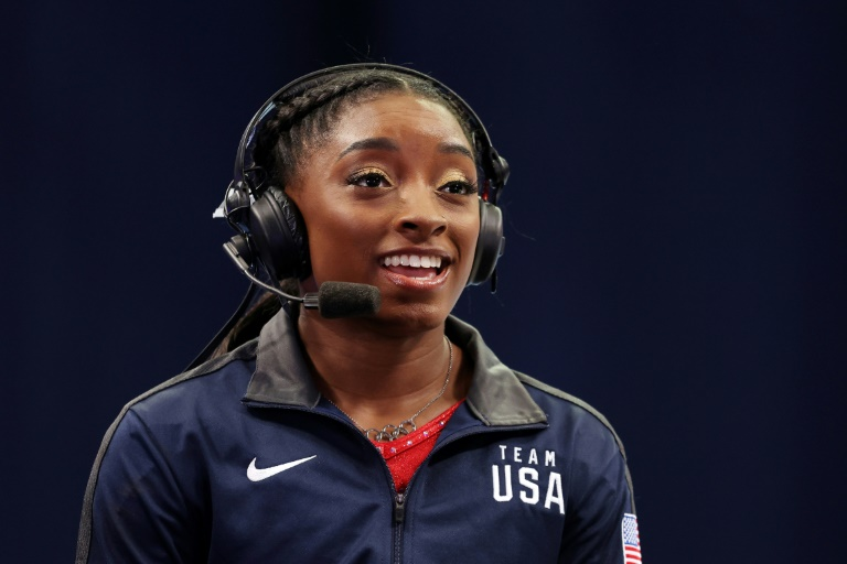 Biles won four gold medals and one bronze at the 2016 Olympics