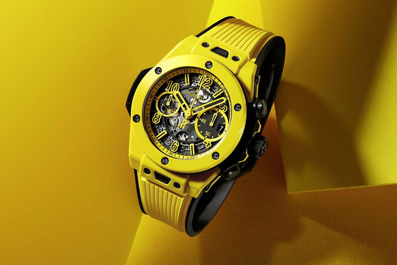 Yellow stunner