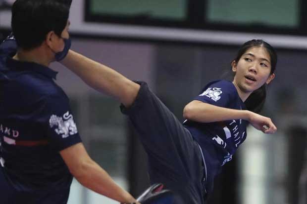 History beckons for favourite taekwondo exponent Panipak