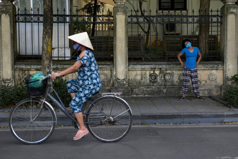 Vietnam reports record 7,968 Covid cases