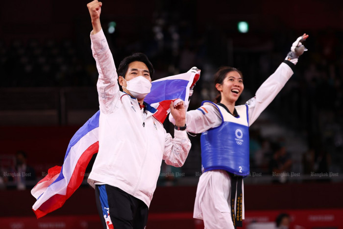 Thailand wins first Olympic gold