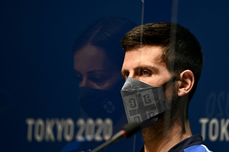 Djokovic launches Olympic quest on first day of medal action in Tokyo