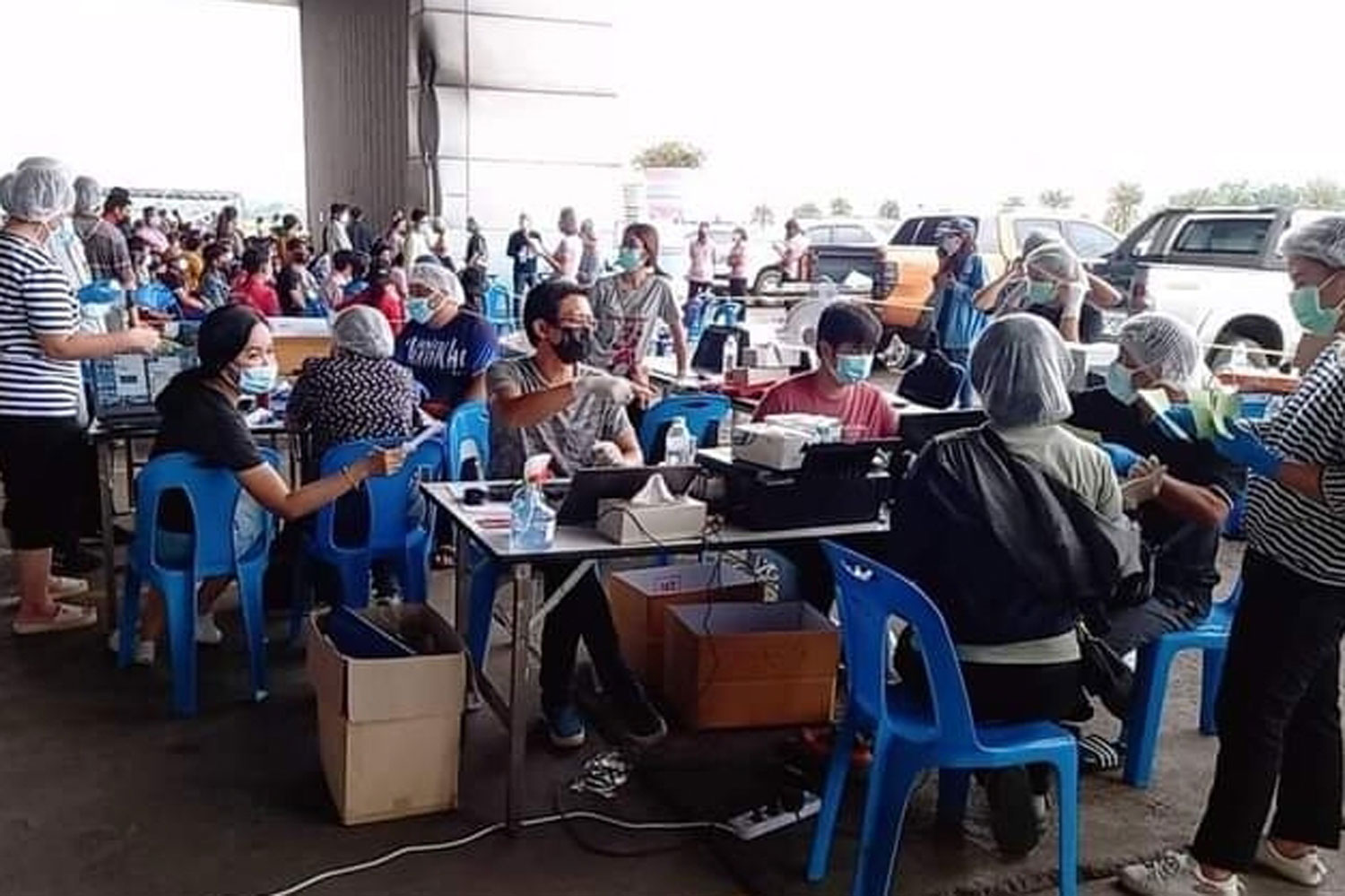 Over 3,000 infected at Phetchabun chicken plant
