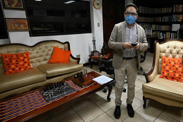 Anti-graft investigator flees Guatemala to 'safeguard his life'