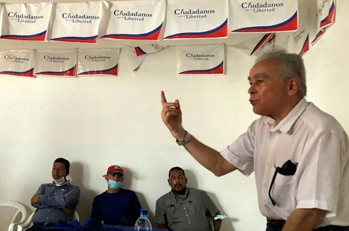 Another presidential hopeful arrested in Nicaragua