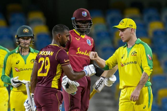 Pooran powers West Indies past Australia in ODI series
