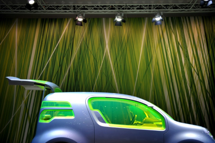 Going electric: Carmakers make the switch