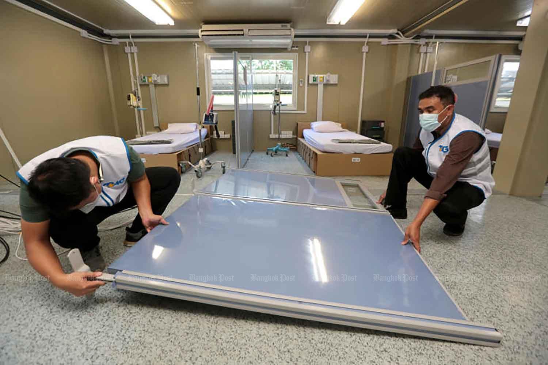 Army-run hospitals adding 3,600 beds