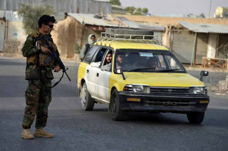 Violence has surged across several provinces including in Kandahar after the Taliban launched a sweeping offensive.