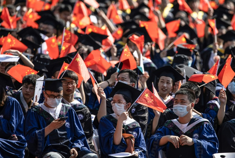 Chinese tutoring firms' shares tank after Beijing crackdown