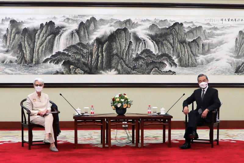 US, China leave room to talk after contentious meetings
