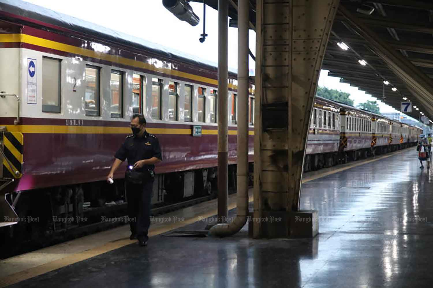 Train takes 137 Covid patients to lower Northeast