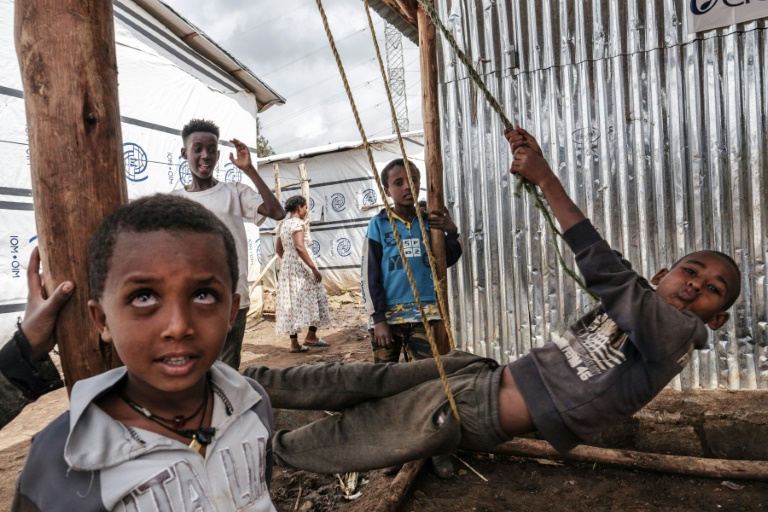 Desperate and fearful, Eritrean refugees flee war-hit Tigray