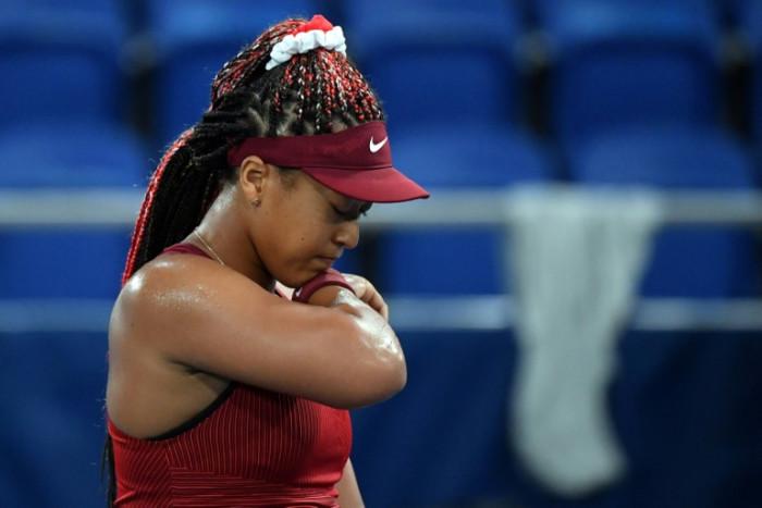 'This one sucks' - tennis star Osaka suffers home Olympic shock